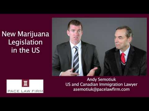US Marijuana Law | How can it affect you at the border?