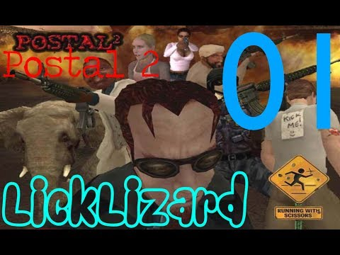 Postal 2 - |01| - ...Messed Up...