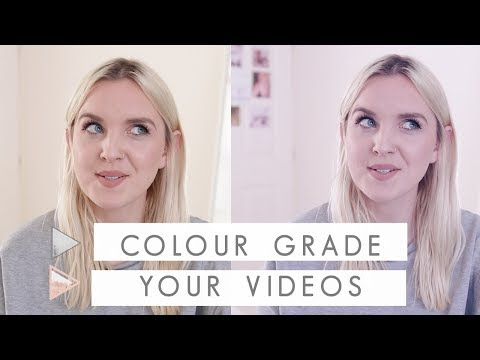 How to Colour Grade your Youtube Videos in Final Cut Pro | CHANNEL NOTES