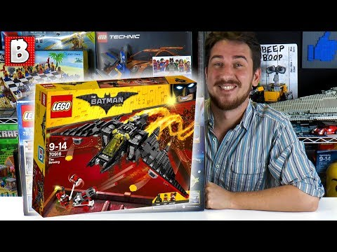 LEGO Batman Movie The Batwing!!! Set 70916 |LIVE BUILD | Brickvault LIVE