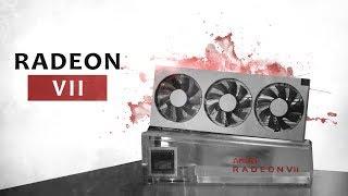 TEST Radeon VII - RADEON W WALCE Z RTX 2080
