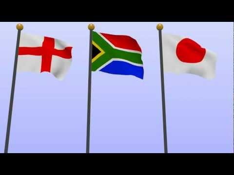 Flag Animation Test