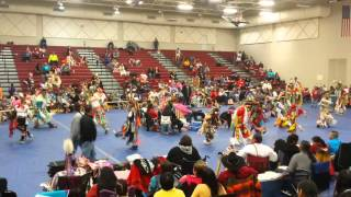 OKCPS Indian Education fall powwow 2015, Grass Dance special