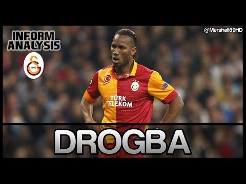 FIFA 14 UT - Inform Analysis - Didier Drogba || IF Ultimate Team Player Review ||