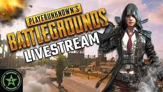 Achievement Hunter Live Stream - PLAYERUNKNOWN