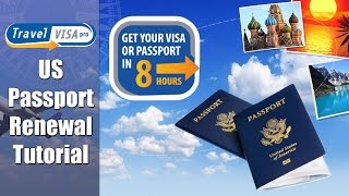 How To Renew A Us Passport Quickly