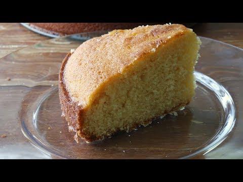 YELLOW VANILLA CAKE