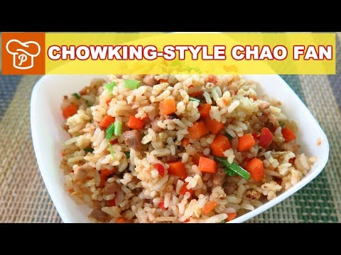 How to Cook Chowking-Style Chao Fan
