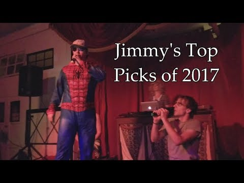 Jimmy's Best Moments of 2017