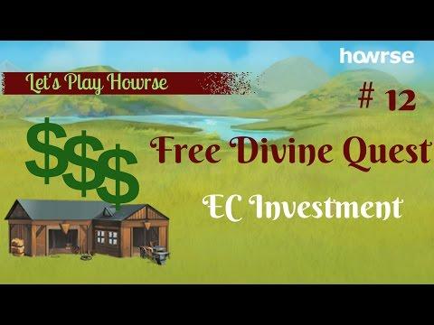EC Investment- Free Divine Quest 12