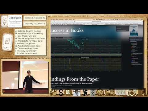 S8E22b: Book success = marketing