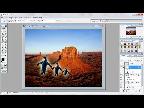 Photoshop tutorials |How to crop your own image in photoshop