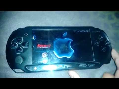 How to download games on PSP e1004