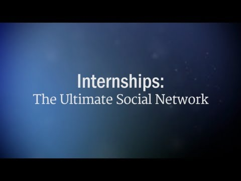 The Power of College Internships