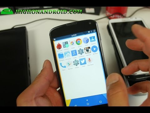 Chroma ROM for Nexus 4! [Android 5.1.1+Root]