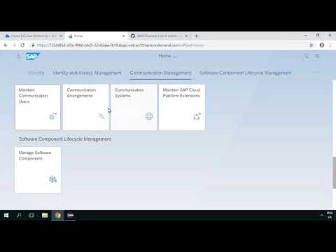 SAP HANA Academy - SAP CP ABAP Env: 04. Create OData Service