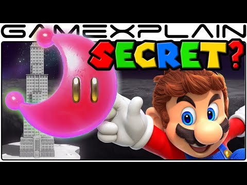 Are Super Mario Odyssey's First & Last Power Moons Secretly Connected? (+Bookended Gameplay)