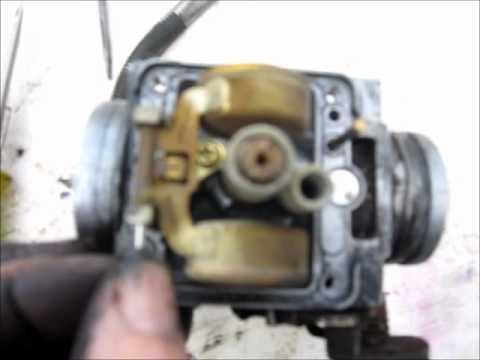 How To Clean A Motorcycle CV Carburetor
