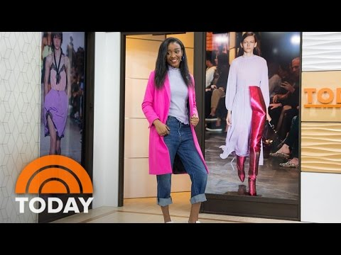 Trends To Take From Runway To Street: Pleated Skirts, Cardigans, Vans Sneakers | TODAY