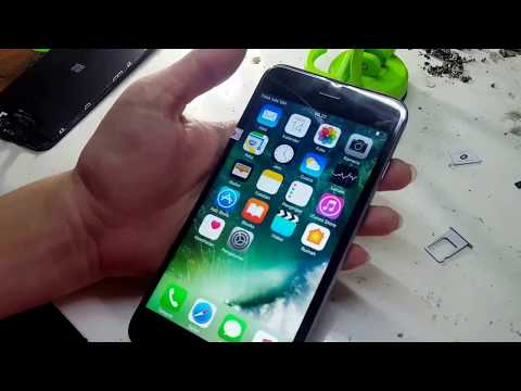 iphone 6 plus touch screen n lcd problem solution tutorial