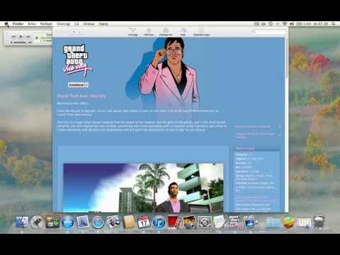 How to solve audio distortion problem GTA Vice City Mac