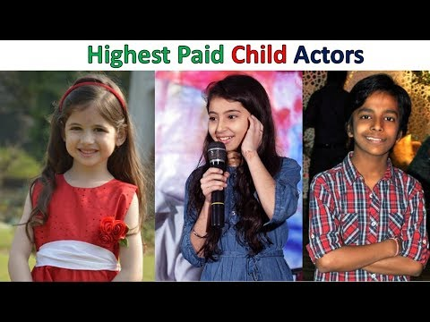 5 Highest Paid Child Actors Of Bollywood