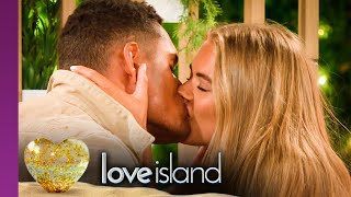 FIRST LOOK: Tensions Come to a Head as Danny Kisses Arabella | Love Island 2019