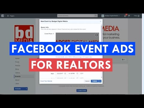 Get Crazy Amounts of Buyers to Your Open House Using Facebook Event Ads