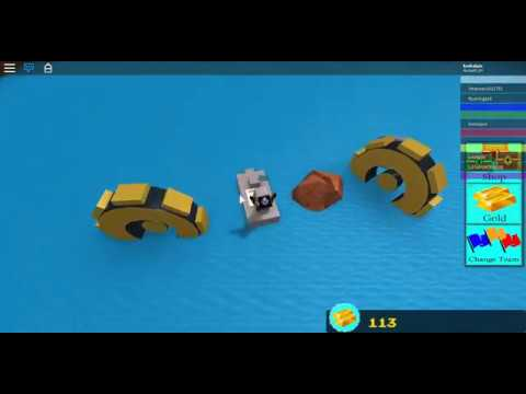 Two Control System | ROBLOX Build A Boat For Treasure