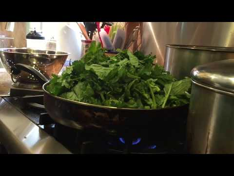 How To Make Broccoli Rabe, Sausage and Cavatelli