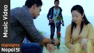 Hawako Lahar Sangai by Keshav Thapa Magar Ft. Bishal Kharel | New Nepali Lok Dohori Song 2017/2074