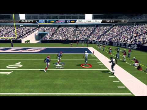 MADDEN 25-DEFENSIVE STRUGGLES
