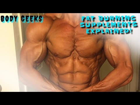 FAT BURNING SUPPLEMENTS EXPLAINED! | FAT BURNERS