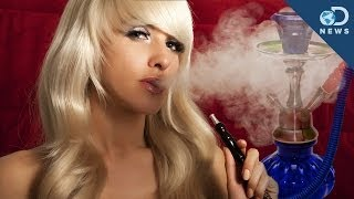 Is Hookah Really Safer Than Cigarettes?