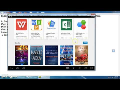 how to download games or apps on bluestacks..