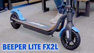 Beeper Lite FX2L : nouvelle version très réussie de la trot urbaine