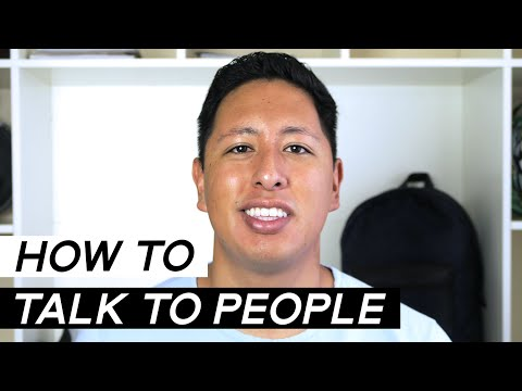 How To Talk To People Tips For Talking To Strangers