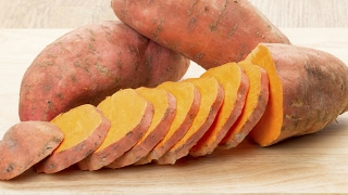 Sweet Potato Prep For A Clean Low Carb Snack