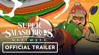 Super Smash Bros. Ultimate - Min Min Official Trailer