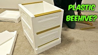 What Is Polystyrene Beehive?