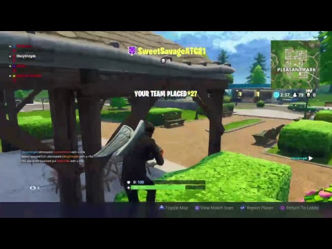 Fortnight playing 50V50 with suscribers