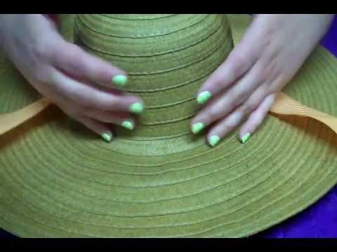D.I.Y. Kentucky Derby Hat