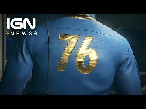 Fallout 76 Announced - IGN News
