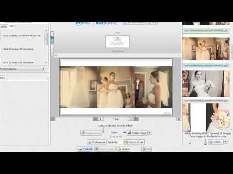 How To Create A Photo Album Online Using WHCC and ROES
