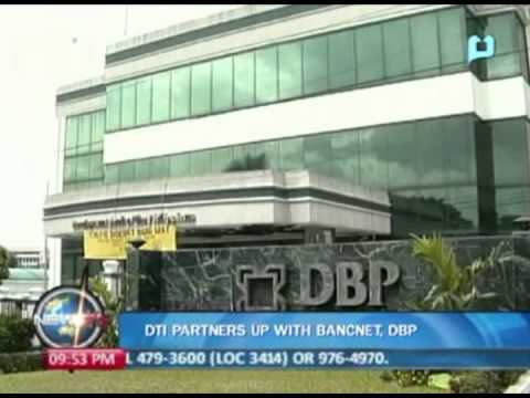 NewsLife: DTI partners up with Bancnet, DBP