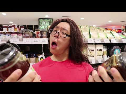 GROCERY SHOPPING WITH ASIAN MOM