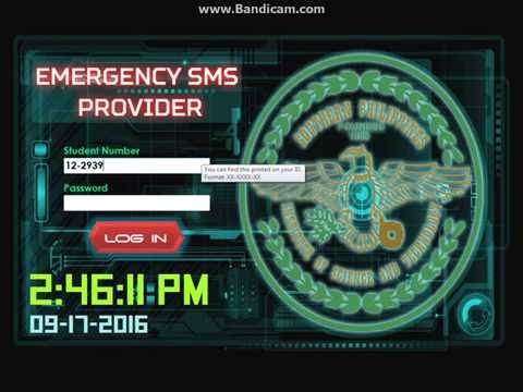Emergency SMS Provider - Send SMS using VB.net and Access Database export to MS Excel
