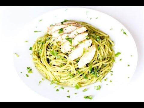 HEALTHY EATS 1: Avocado Pesto Sauce
