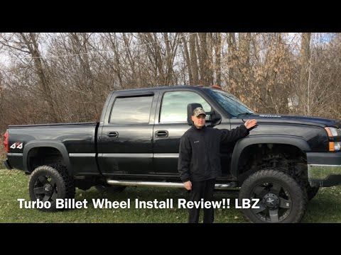 Review/Install on Upgraded Billet Turbo Wheel Duramax