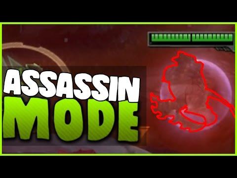 RENGAR STOP TALKING ! - NEW BLOOD MOON Assassin Mode Highlights - PBE Server